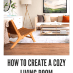 COZY LIVING ROOM TIPS
