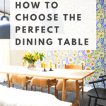 dinging table tips