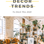 old home decor trends