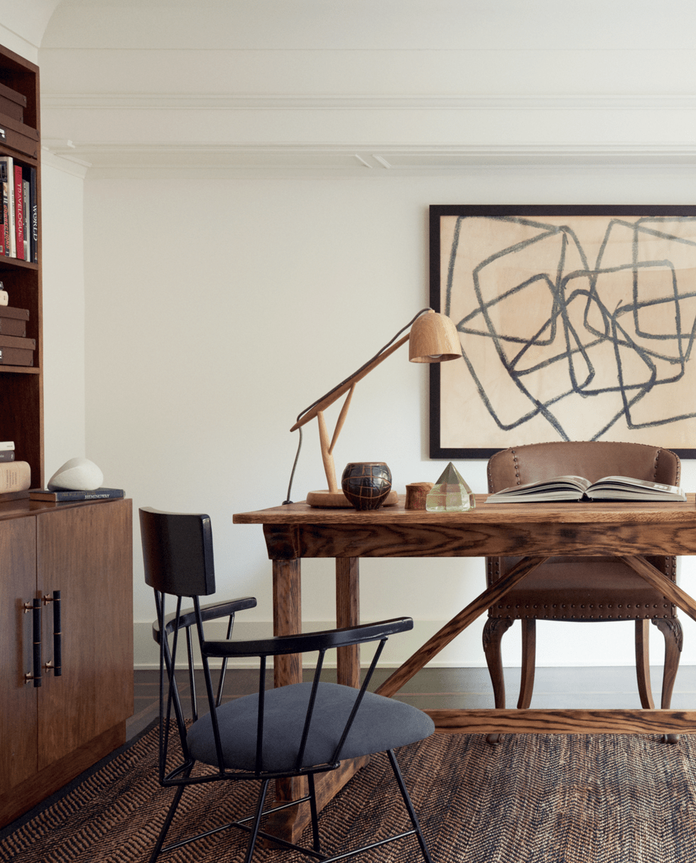 10 Gorgeous Home Office Paint Colors For The Hustle