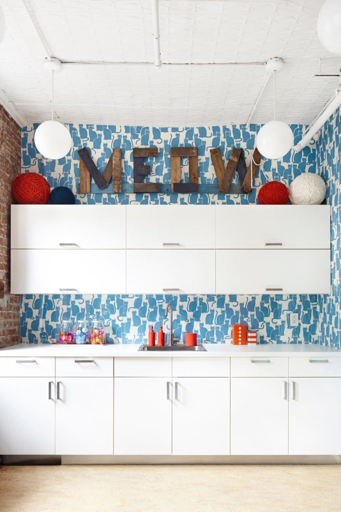 Ideas-To-Decorate-Above-Your-Kitchen-Cabinets