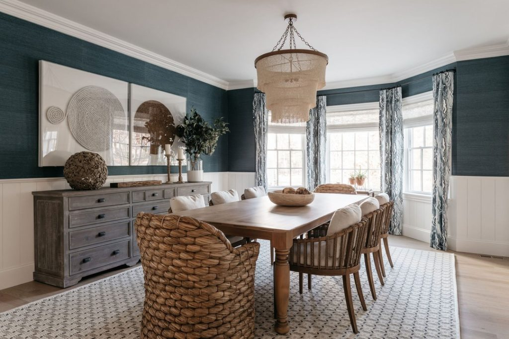 How to Style Your Dining Room Buffet