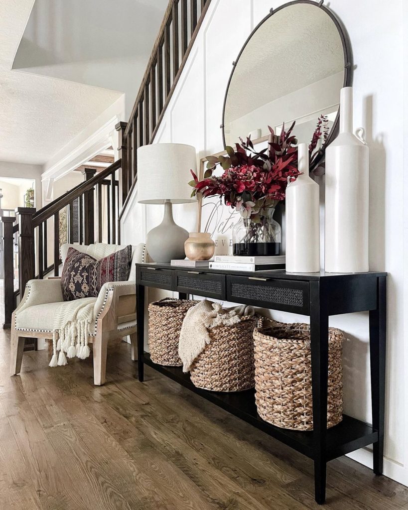 Entryway Cleaning Checklist