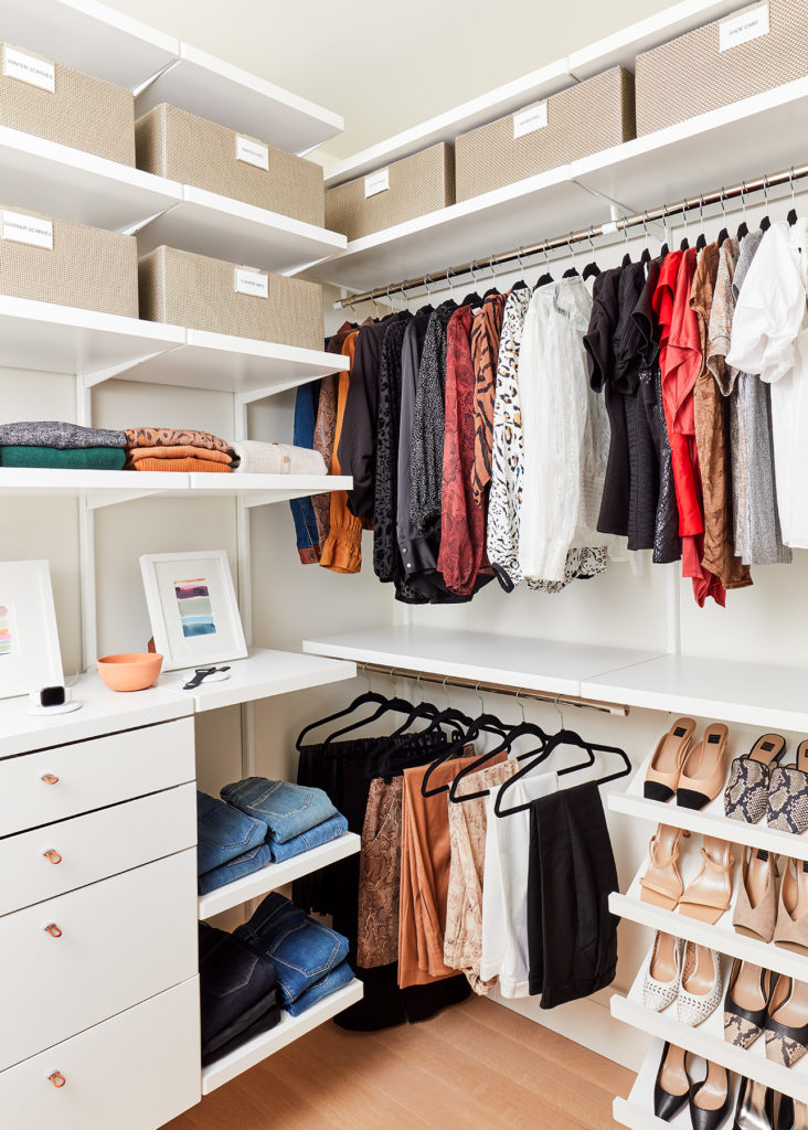 How to Store Summer Clothes