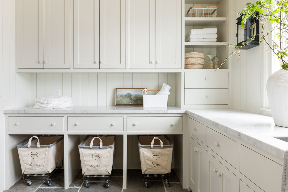 Laundry Room Cleaning Checklist