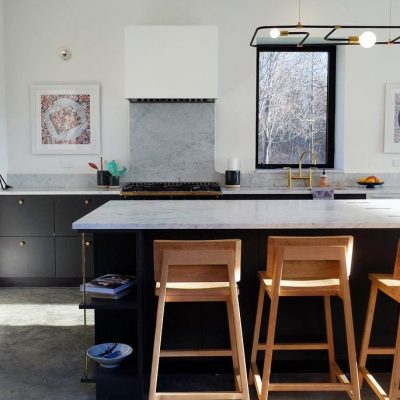 CREDIT: PHOTO: PRESTON SCHLEBUSCH; DESIGN: STUDIO DB / HOUSE BEAUTIFUL