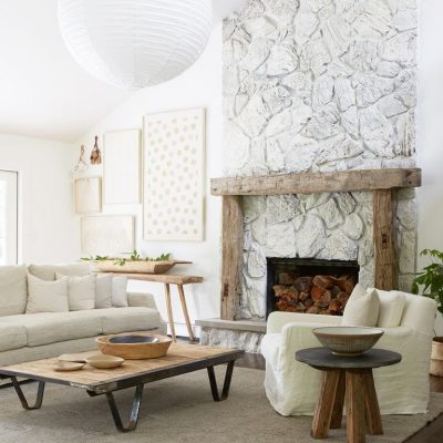 CREDIT: DESIGN: LEANNE FORD INTERIORS; PHOTO: REID ROLLS / HOUSE BEAUTIFUL